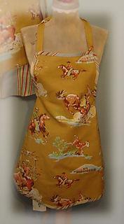 A full cowgirl apron 0011