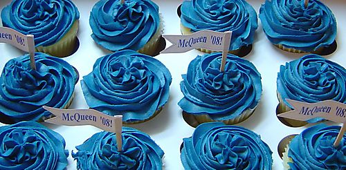 McQ cupcakes