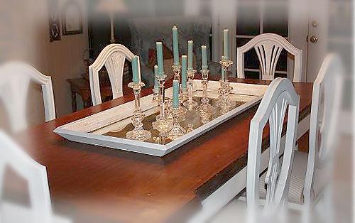 A free table tray