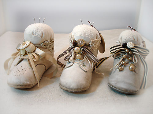 Baby shoe tutorial 0911