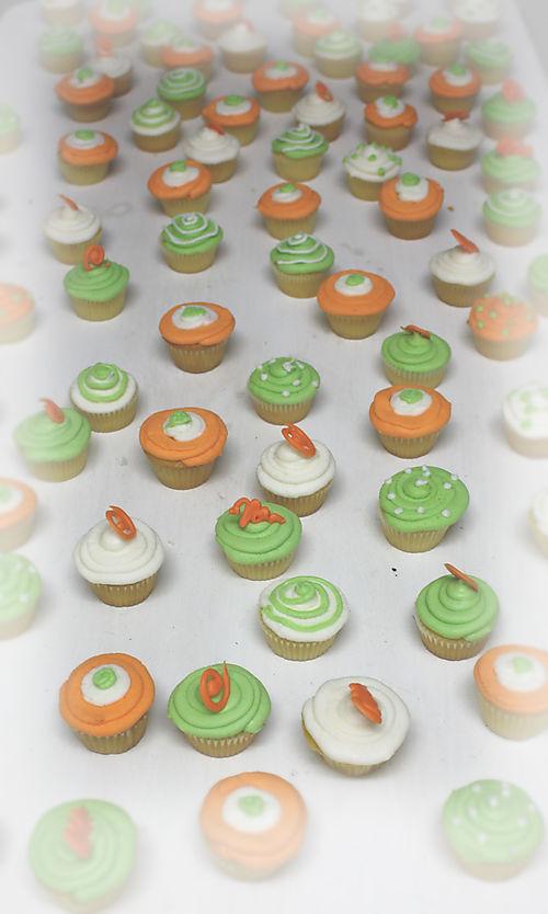 A ton of cupcakes 1