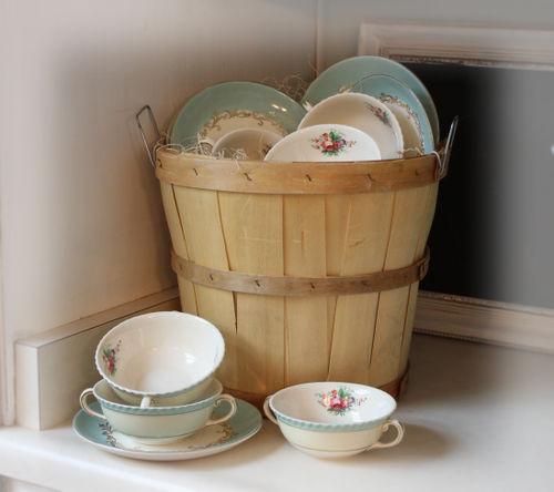 Cocoa bowls