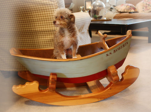 A boat for Peanut 2