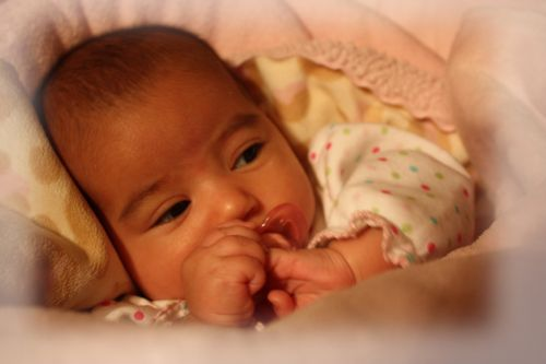 Isabelle 3 months 01