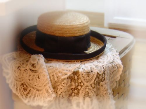 A hat 2