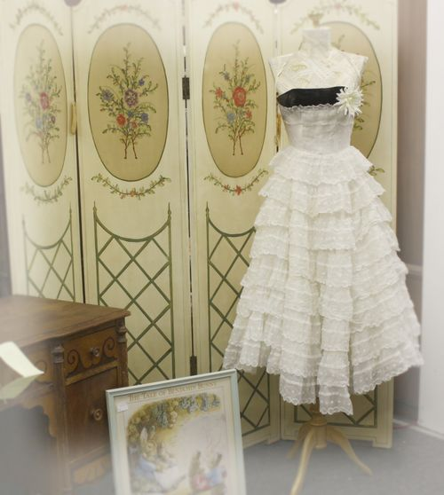 New cotillion dress