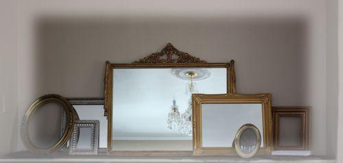 Parlor mirrors