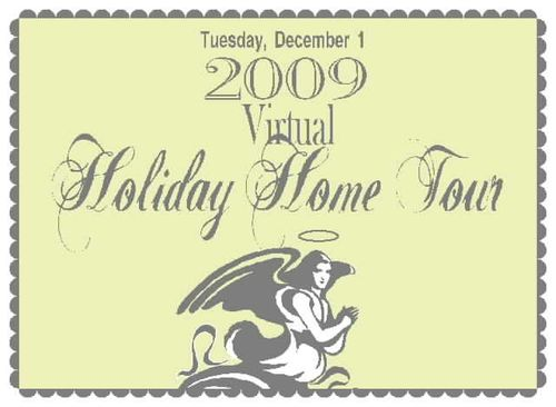 Holiday home tour 2009