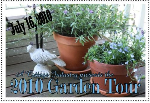 Garden tour blog button
