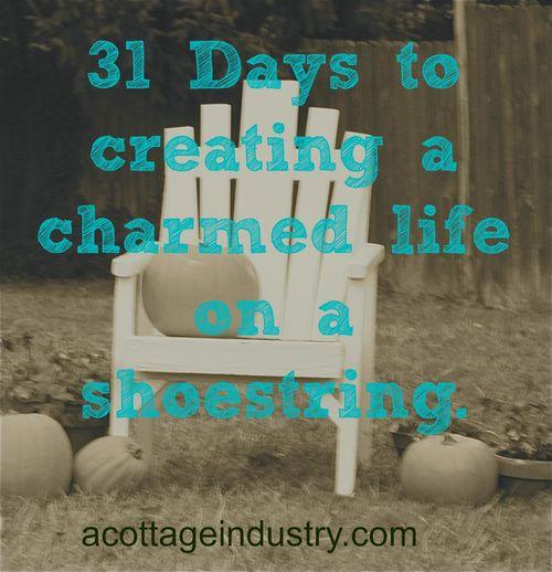 31 days button