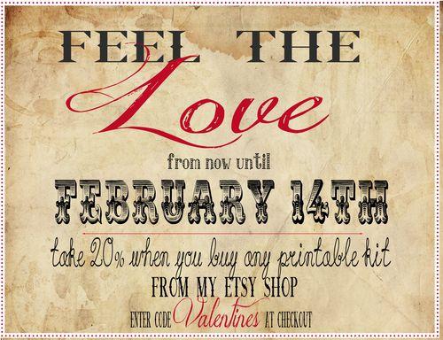 Etsy ACI Valentines coupon