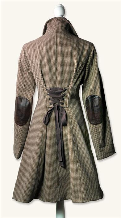 Coat back 99