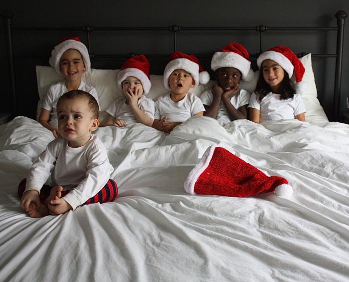 Silly santas 2015