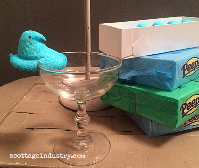 easter, peeps, entertaining