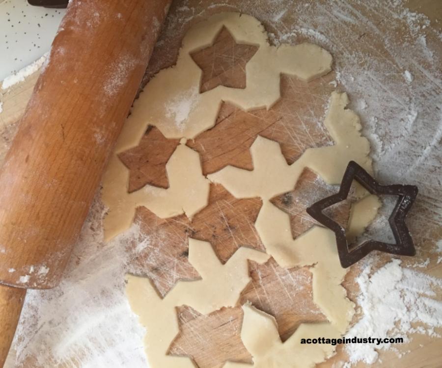 Christmas baking 2017