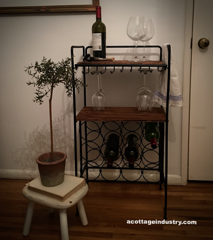 farmhouse wine bar