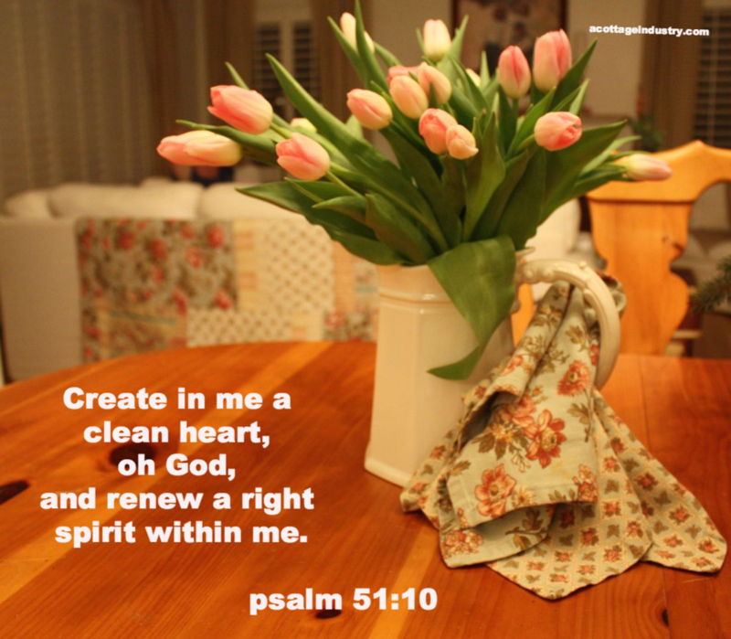acottageindustry.com words to live by