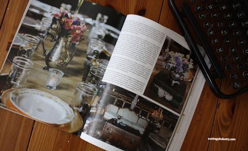 acottageindustry.com, mingle