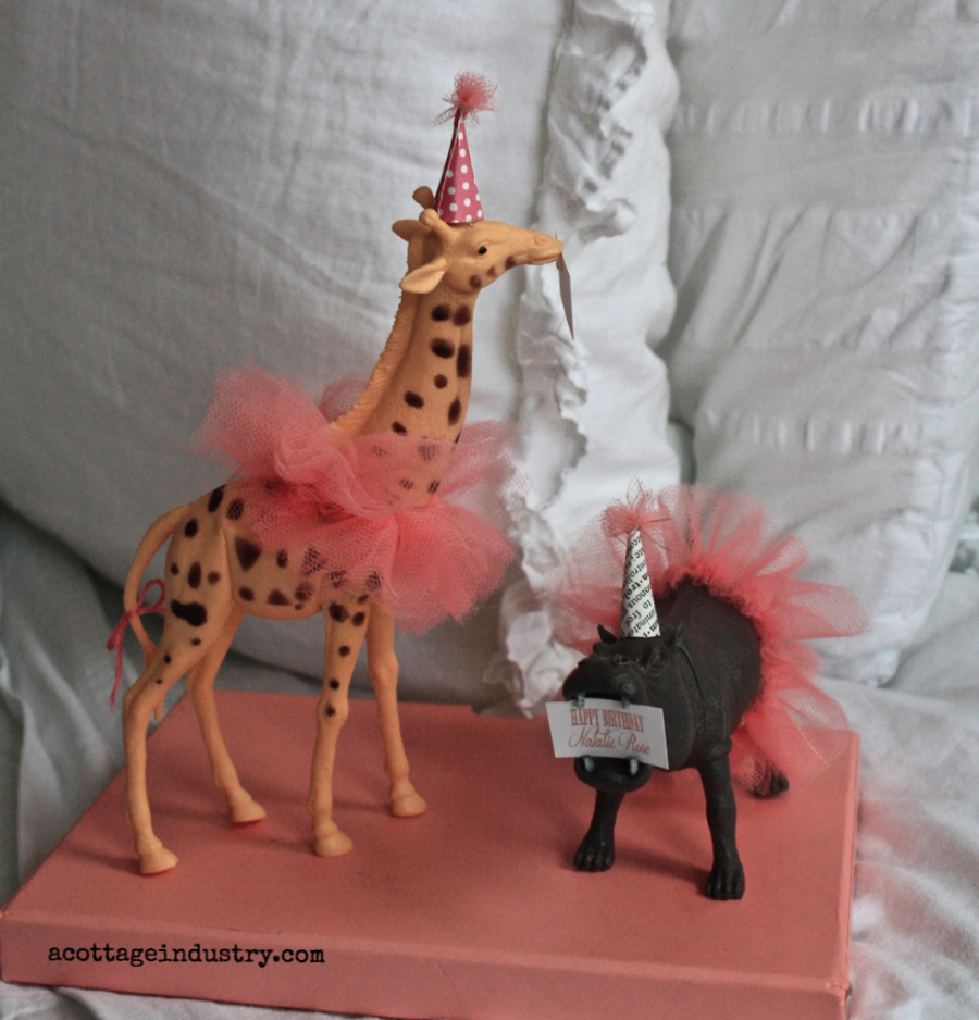 acottageindustry.com cake toppers
