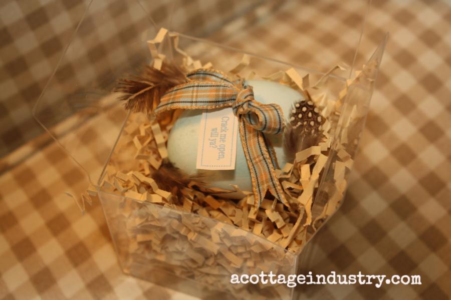 egg-citing!