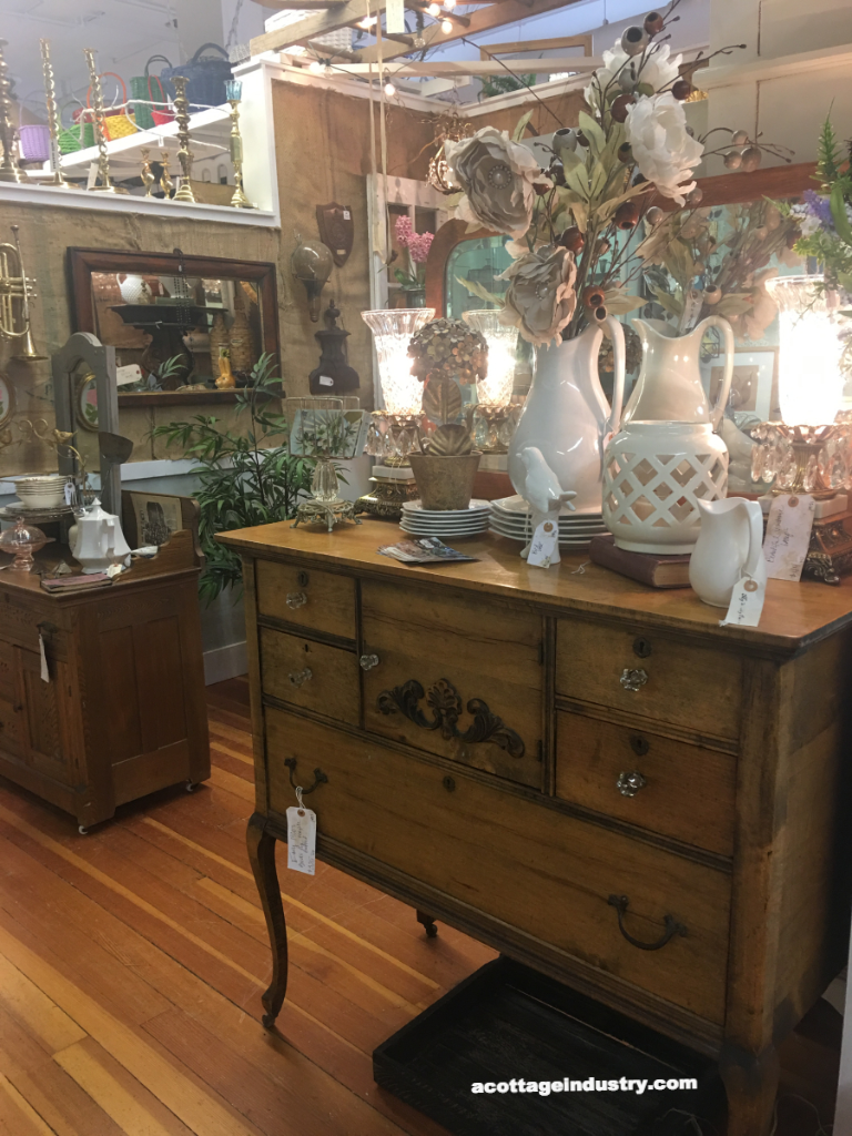 My Shabby Passion at Camas Antiques