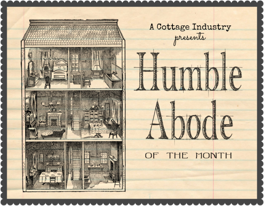 Humble abode of the month April 2018