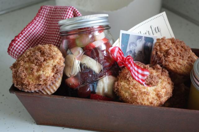 breakfast picnic acottageindustry.com