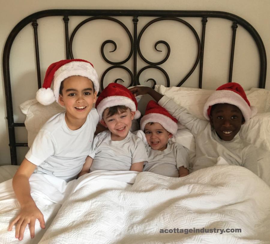 Santa Hats 2017