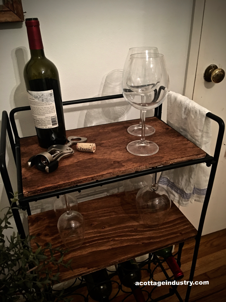 Farmhouse wine bar