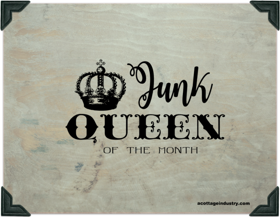 Junk queen of the month February 2018