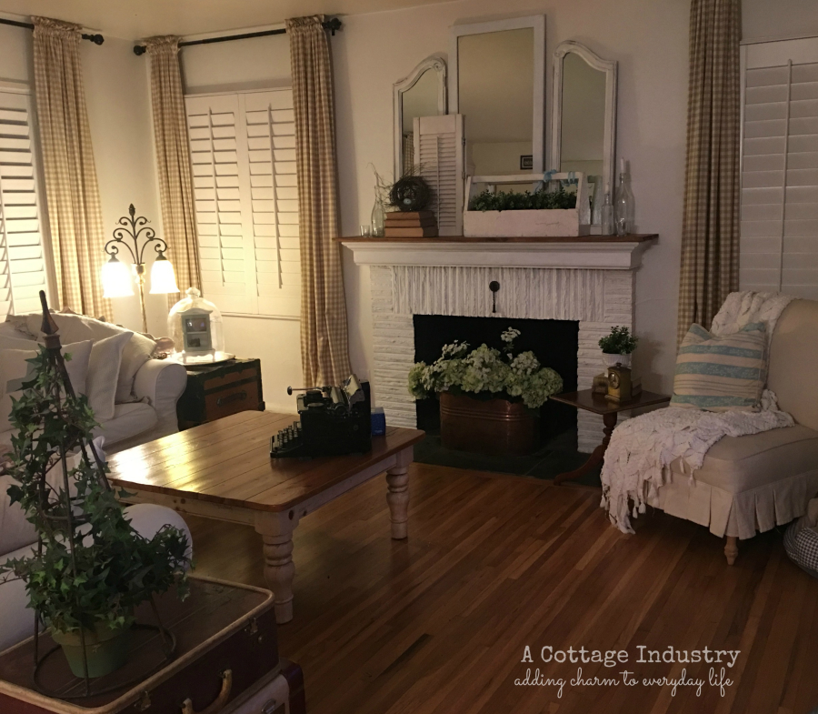 Livingroom May 2018 A Cottage Industry
