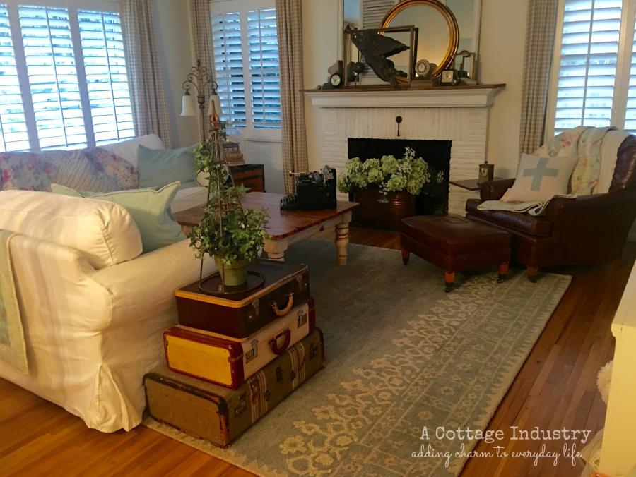 Livingroom february 2019