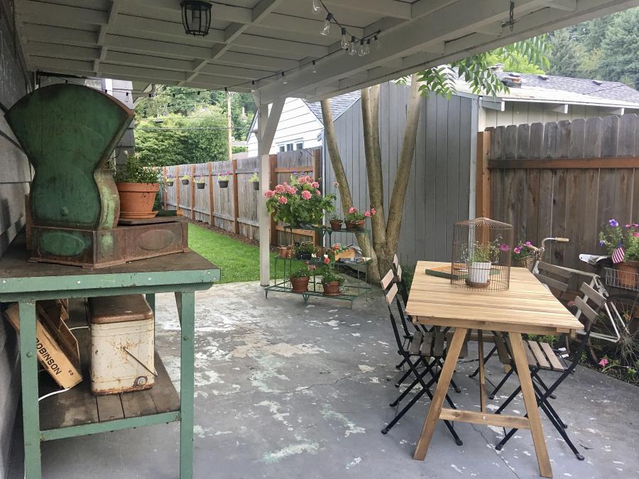Back patio 6