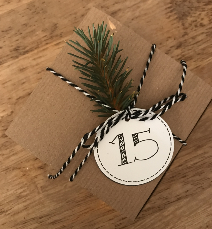 Advent Calendar Detail 1